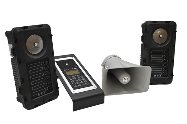 Royal Services & Rentals CCTV Intercom System
